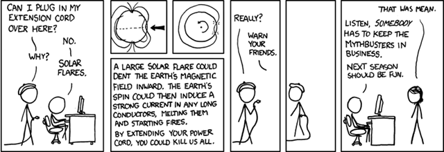 XKCD | The Online Rant